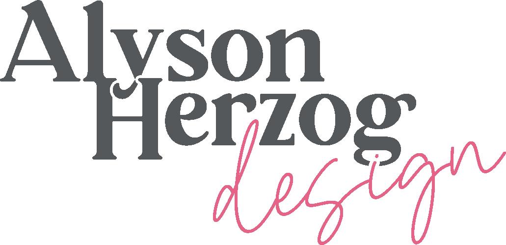 Alyson Herzog Design
